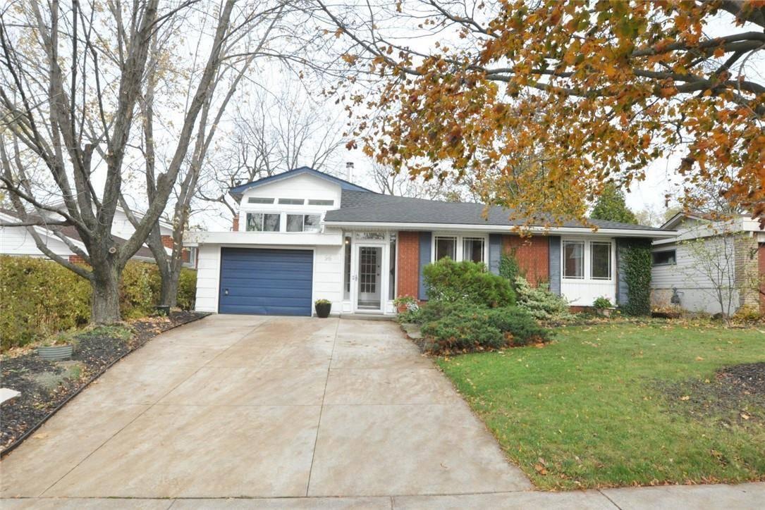 House for sale at 96 Buckingham Dr Hamilton Ontario - MLS: H4067260