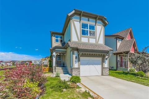 House for sale at 96 Chaparral Valley Common Southeast Calgary Alberta - MLS: C4239504