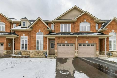 Townhouse for rent at 96 Charleswood Cres Hamilton Ontario - MLS: X4686643