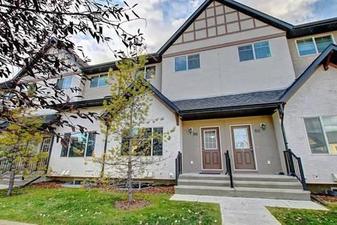 Townhouse for sale at 96 Cimarron Vista Garden(s) Okotoks Alberta - MLS: C4273056