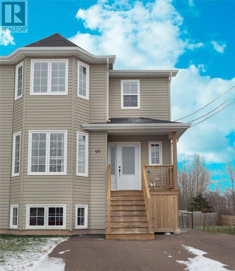 House for sale at 96 Clarendon  Moncton New Brunswick - MLS: M126536