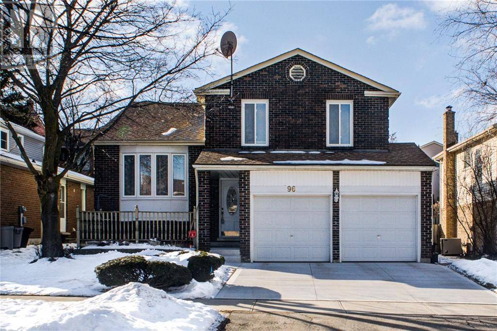 House for sale at 96 Deerwood Cres Kitchener Ontario - MLS: 30791203