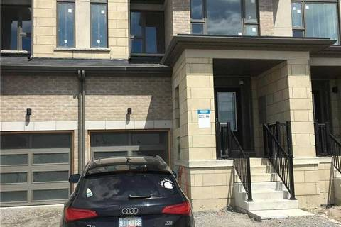 Townhouse for rent at 96 Donald Fleming Wy Whitby Ontario - MLS: E4455343