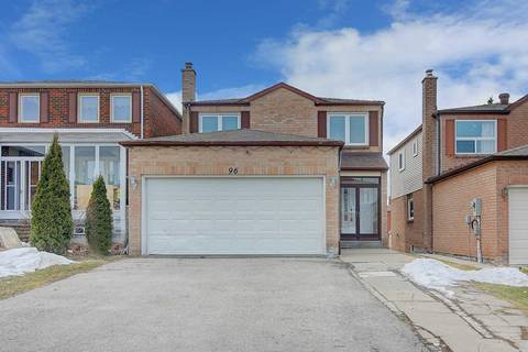 House for sale at 96 Fieldwood Dr Toronto Ontario - MLS: E4717109