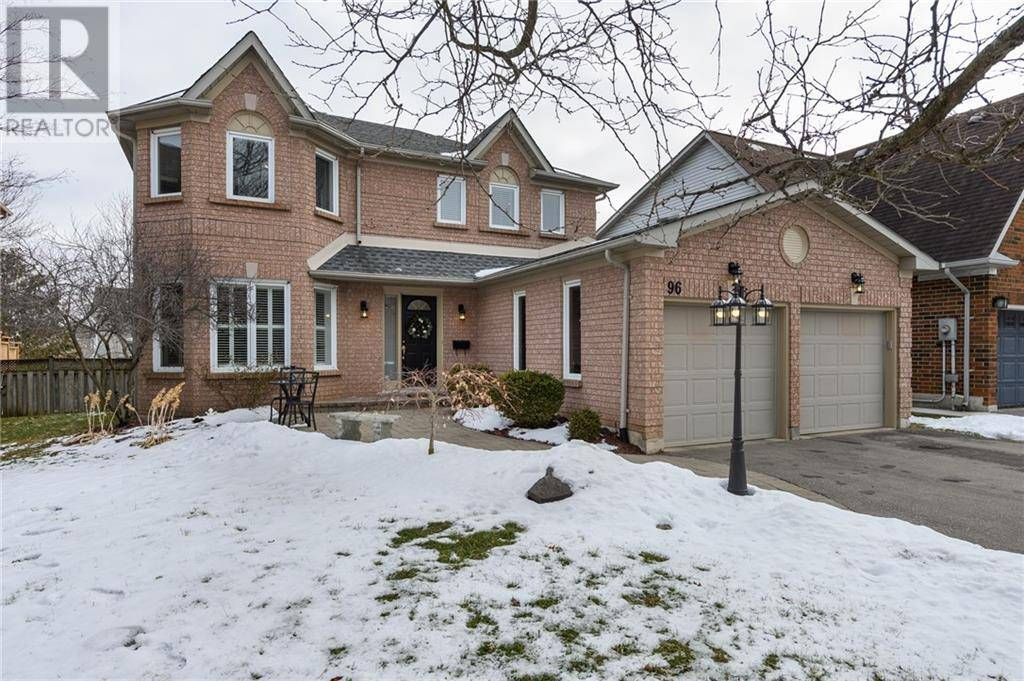 House for sale at 96 Forestview Dr Cambridge Ontario - MLS: 30788515