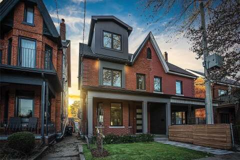 Townhouse for sale at 96 Gladstone Ave Toronto Ontario - MLS: C4780629