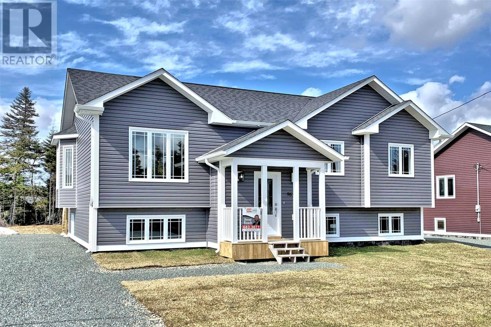 House for sale at 96 Glam Rd Clarkes Beach Newfoundland - MLS: 1209485