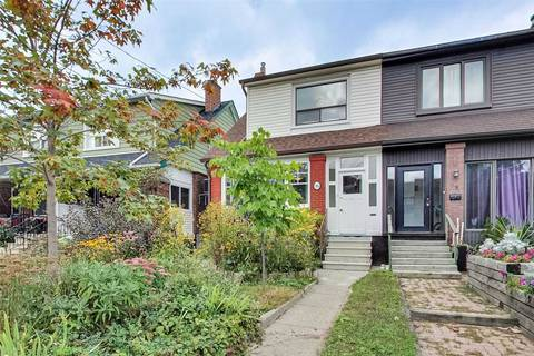 Townhouse for sale at 96 Glebeholme Blvd Toronto Ontario - MLS: E4573146