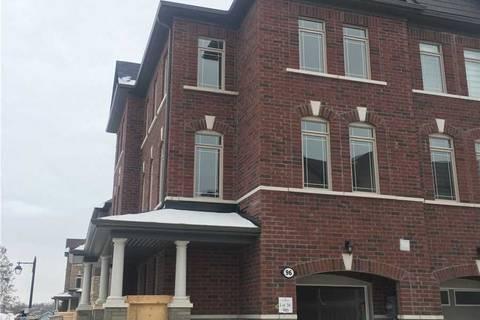 Townhouse for rent at 96 Gordon Circ Newmarket Ontario - MLS: N4680999