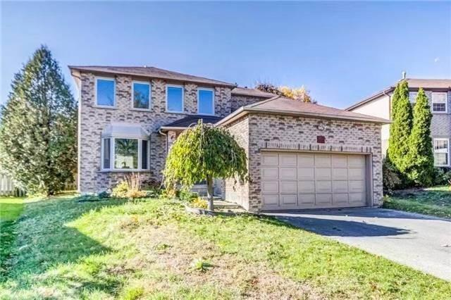 House for sale at 96 Grant Blight Crescent Newmarket Ontario - MLS: N4324597