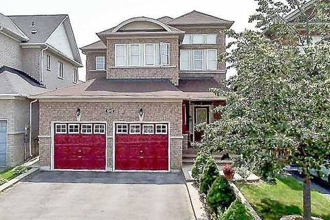 House for sale at 96 Harbourtown Cres Brampton Ontario - MLS: W4517810