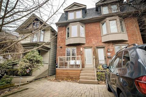 Townhouse for sale at 96 Kenilworth Ave Toronto Ontario - MLS: E4735719