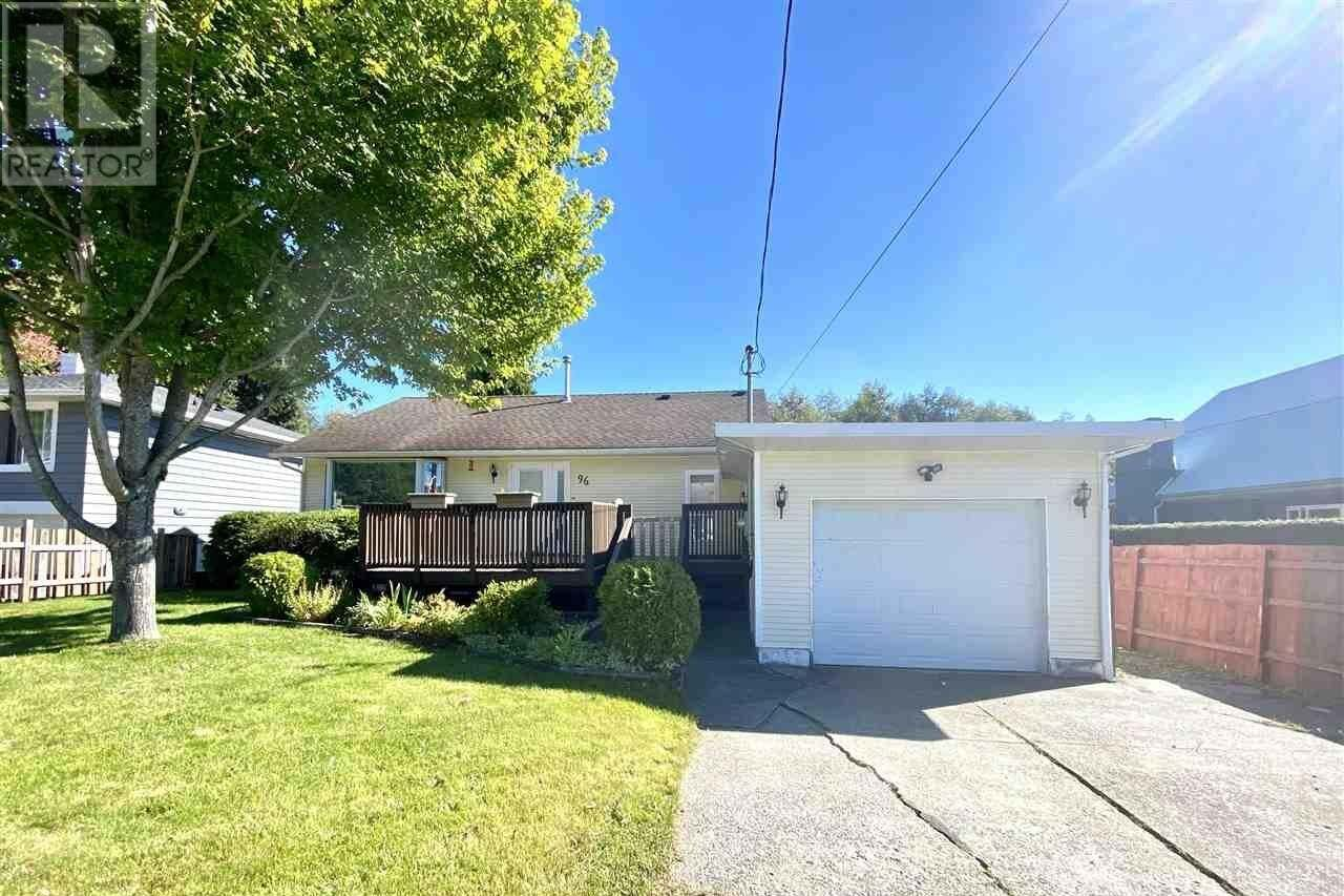 House for sale at 96 Kootenay St Kitimat British Columbia - MLS: R2375824