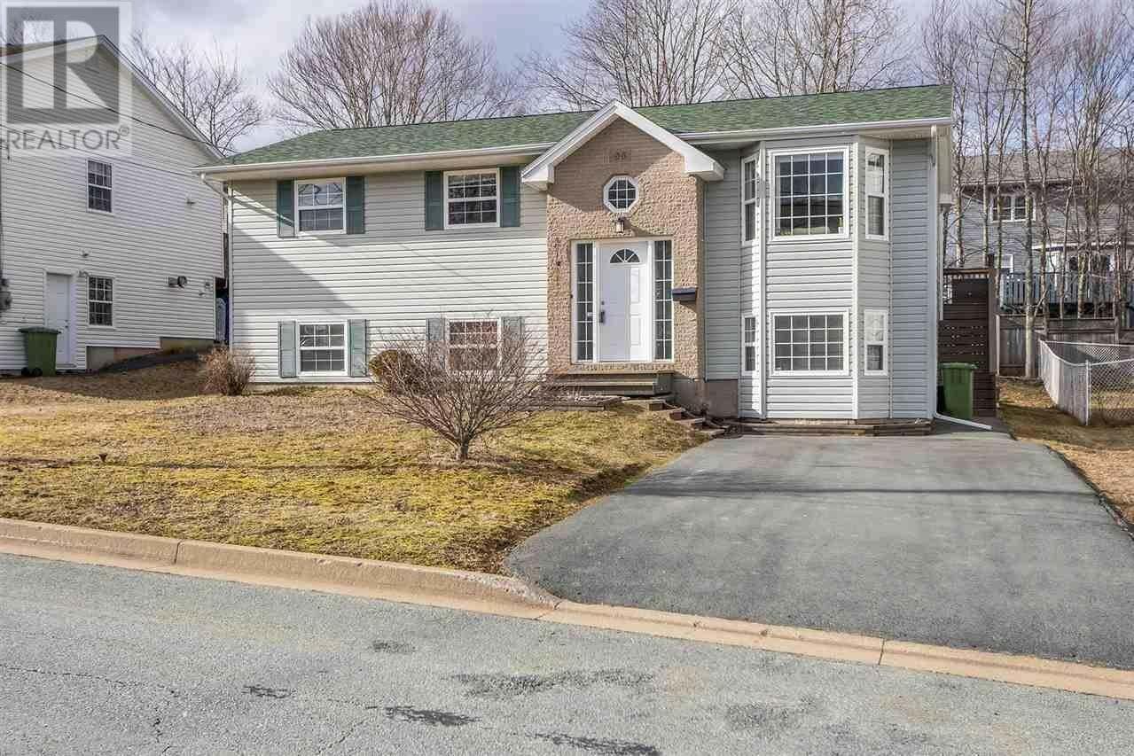 House for sale at 96 Lochiel Circ Cole Harbour Nova Scotia - MLS: 202004944