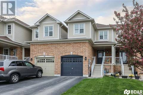 Townhouse for sale at 96 Majesty Blvd Barrie Ontario - MLS: 30738347