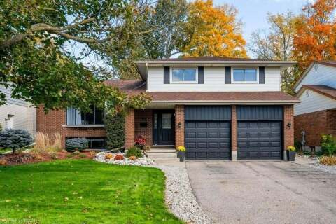 House for sale at 96 Mccarron Cres Waterloo Ontario - MLS: 40033066