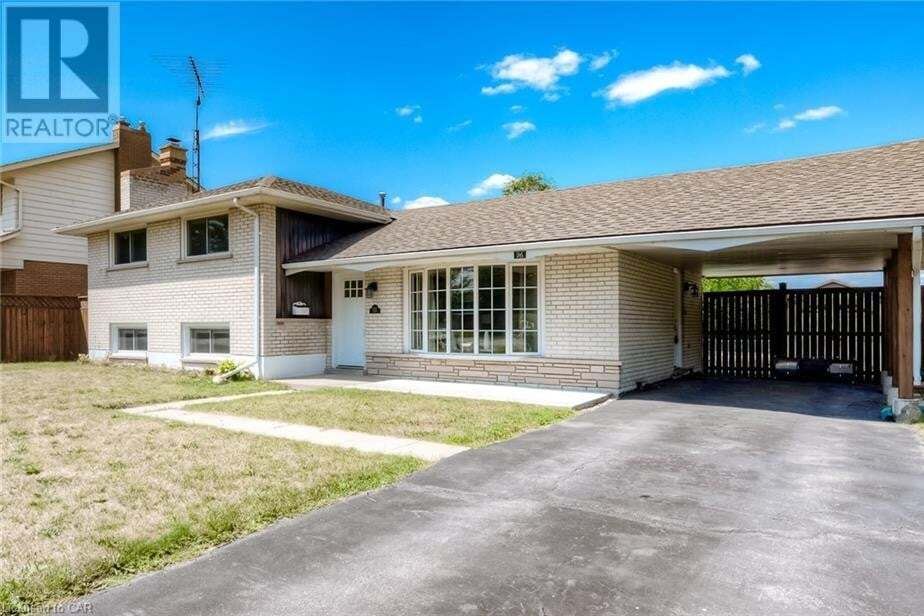 House for sale at 96 Myers Rd Cambridge Ontario - MLS: 30825666