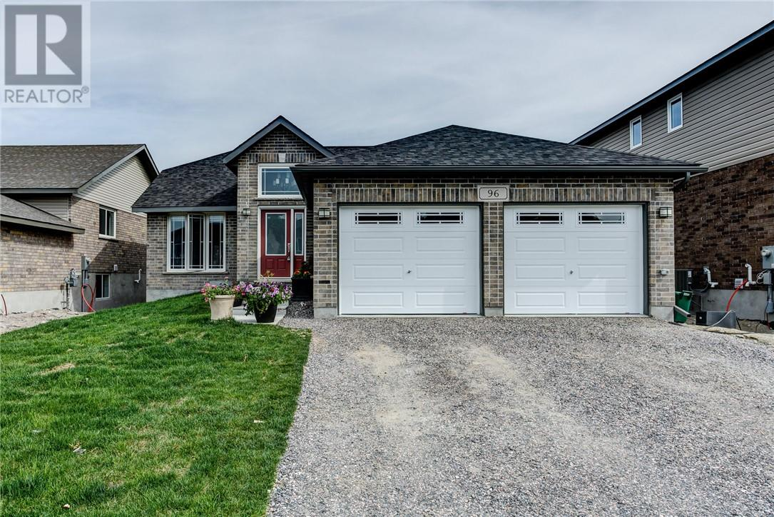 For Sale: 96 Napa Valley Drive, Sudbury, ON | 4 Bed, 3 Bath House for $494,900. See 19 photos!
