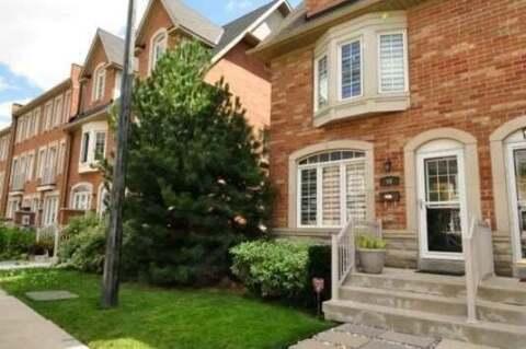 Townhouse for sale at 96 Odoardo Di Santo Circ Toronto Ontario - MLS: W4893639