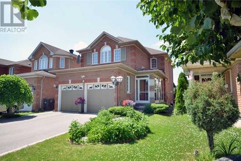 House for sale at 96 Orchid Dr Brampton Ontario - MLS: W4511760