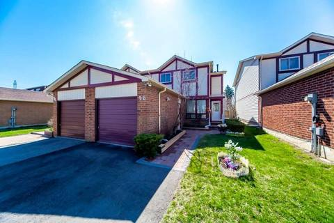 Townhouse for sale at 96 Pondtail Dr Toronto Ontario - MLS: E4425310
