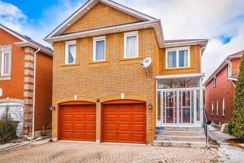 House for sale at 96 Ravenscliffe Ct Brampton Ontario - MLS: W4456343