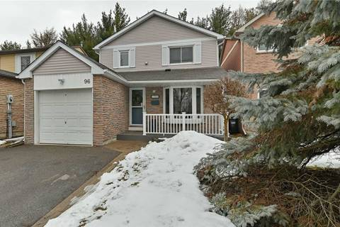 House for sale at 96 Rawling Cres Brampton Ontario - MLS: W4702298