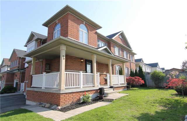 For Sale: 96 Robideau Place, Whitby, ON | 4 Bed, 4 Bath Townhouse for $619,000. See 20 photos!