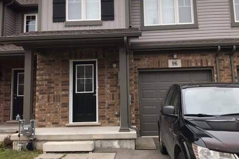Townhouse for sale at 96 Roselawn Cres Welland Ontario - MLS: X4646887