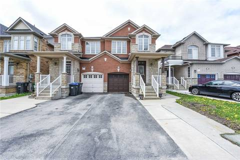 Townhouse for sale at 96 Rubysilver Dr Brampton Ontario - MLS: W4461844