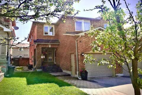 Townhouse for sale at 96 Sherwood Park Dr Vaughan Ontario - MLS: N4799149