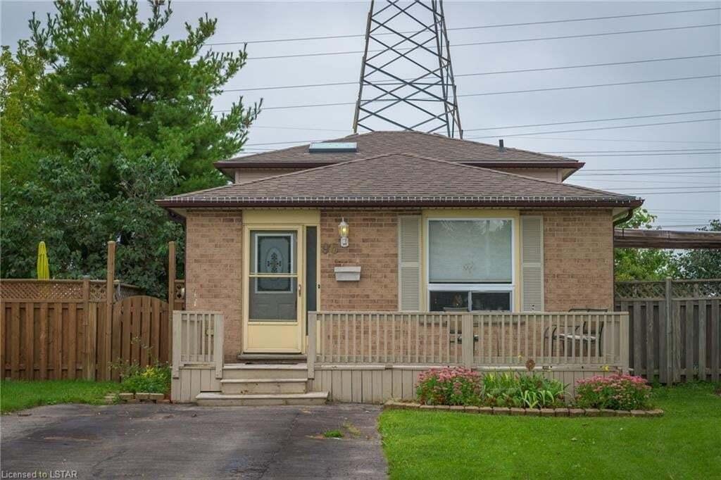 House for sale at 96 Sundridge Cres London Ontario - MLS: 40019767