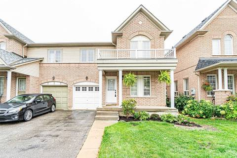 Townhouse for sale at 96 Tideland Dr Brampton Ontario - MLS: W4600185