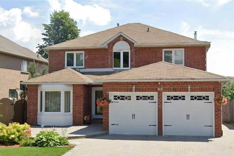 House for sale at 96 Topham Cres Richmond Hill Ontario - MLS: N4736486
