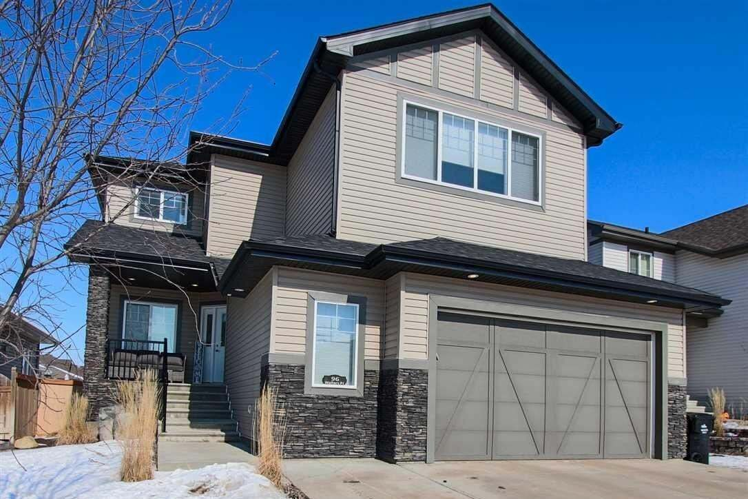 House for sale at 96 Walters Pl Leduc Alberta - MLS: E4194339