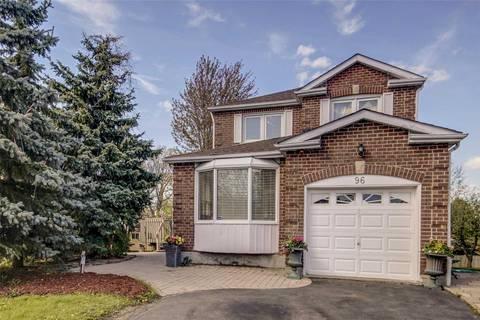 House for sale at 96 Winding Ln Vaughan Ontario - MLS: N4461133