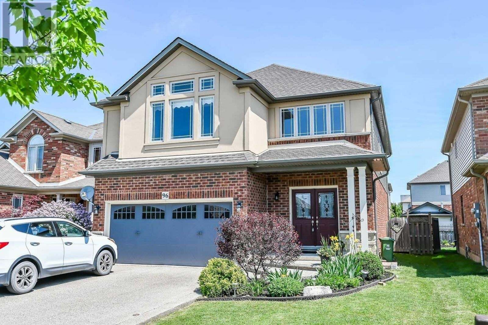 House for sale at 96 Windwood Dr Hamilton Ontario - MLS: X4790895