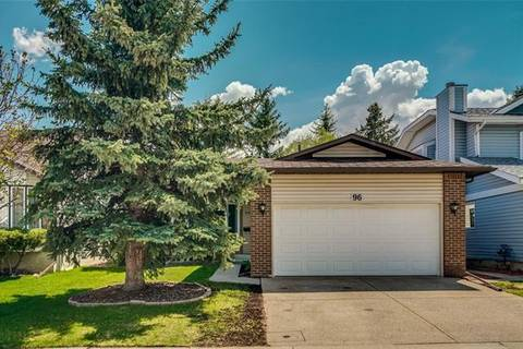 House for sale at 96 Woodstock Wy Southwest Calgary Alberta - MLS: C4247294