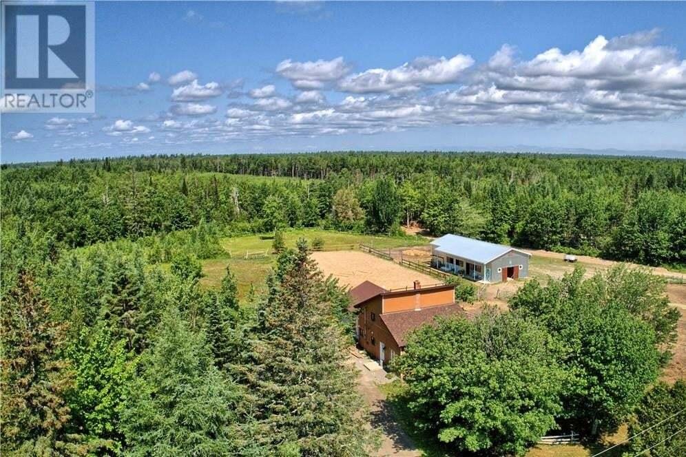 House for sale at 960 Saint Charles Rd St. Charles-de-kent New Brunswick - MLS: M129391