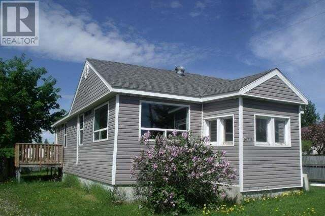 House for sale at 9601 13a St Dawson Creek British Columbia - MLS: 184950