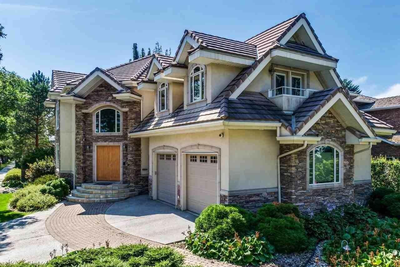 House for sale at 9603 95 Av NW Edmonton Alberta - MLS: E4210580
