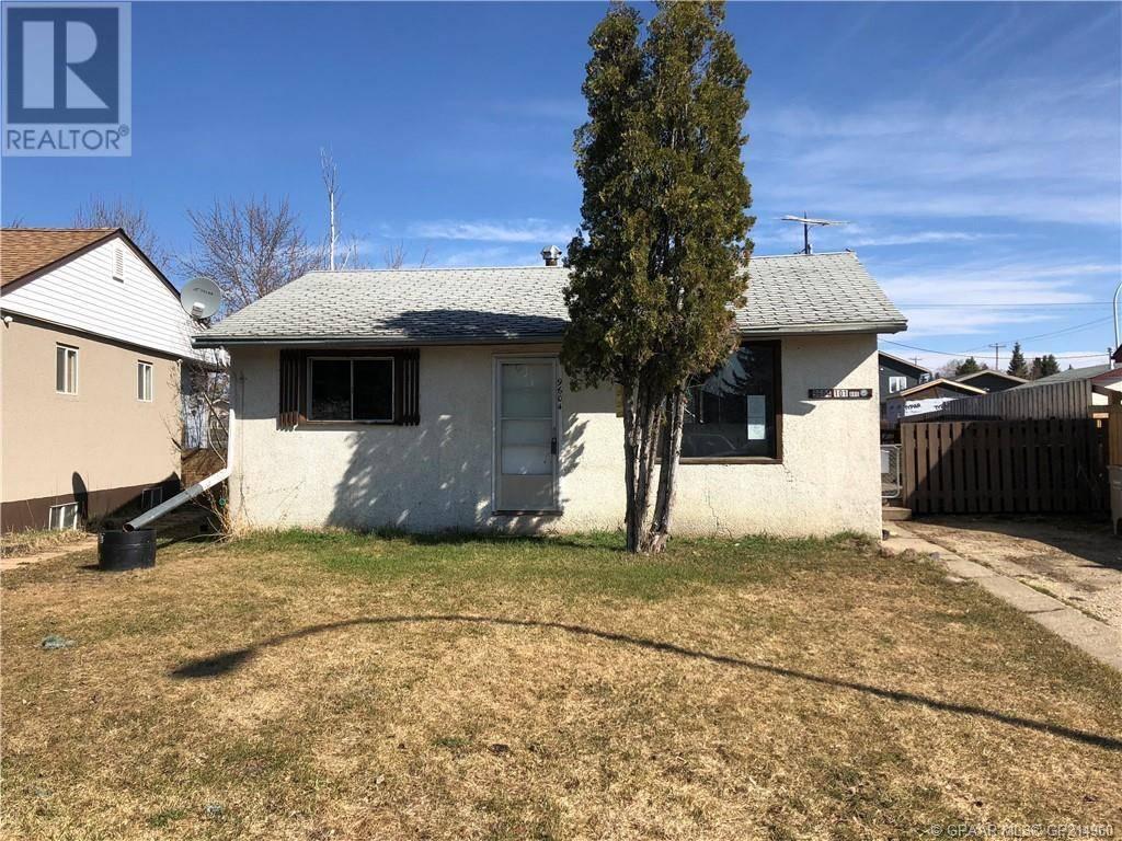 House for sale at 9604 101 Ave Grande Prairie Alberta - MLS: GP214960