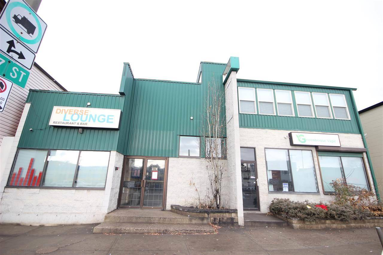 Commercial property for sale at 9604 111 Ave Nw Edmonton Alberta - MLS: E4179986