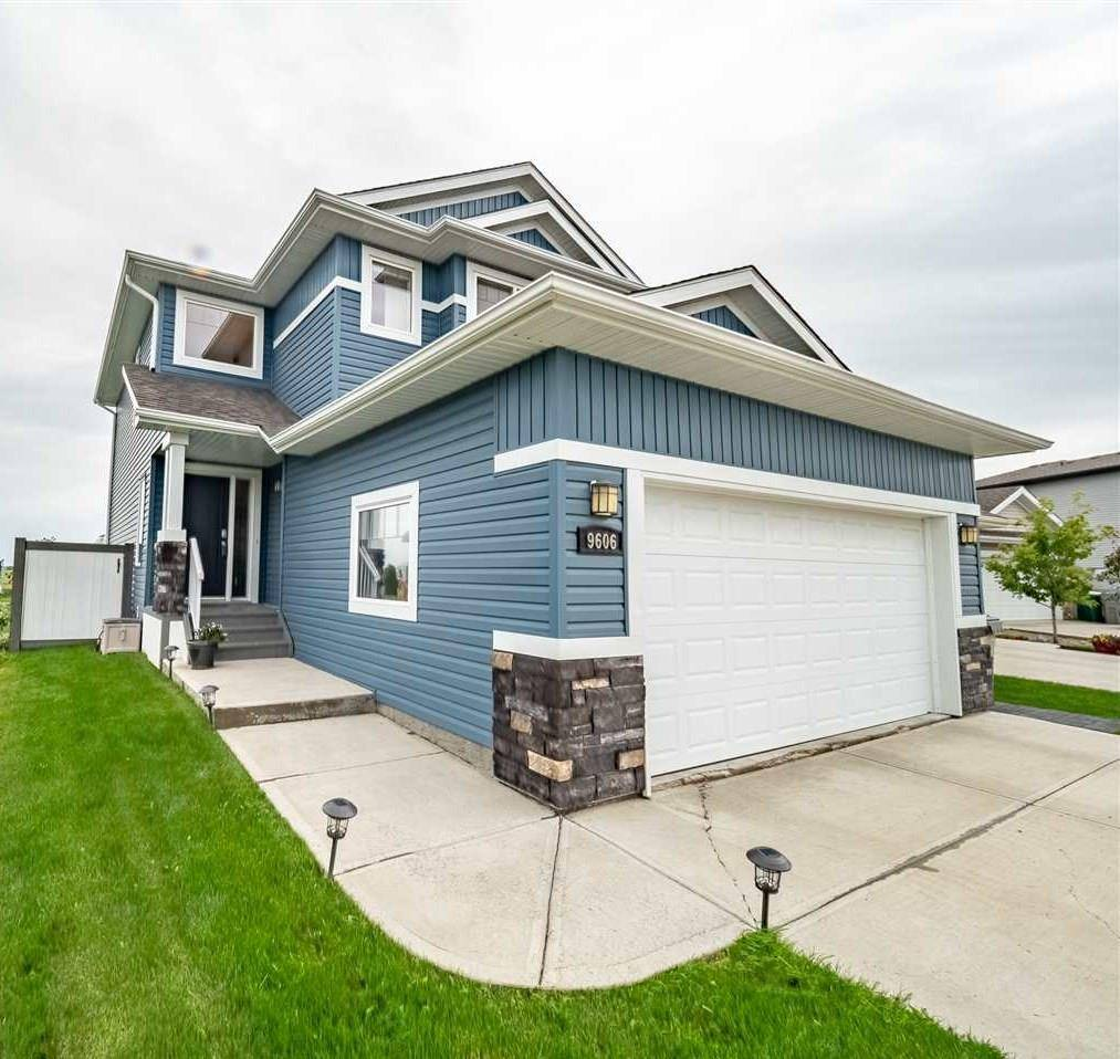 House for sale at 9606 107 Ave Morinville Alberta - MLS: E4167278