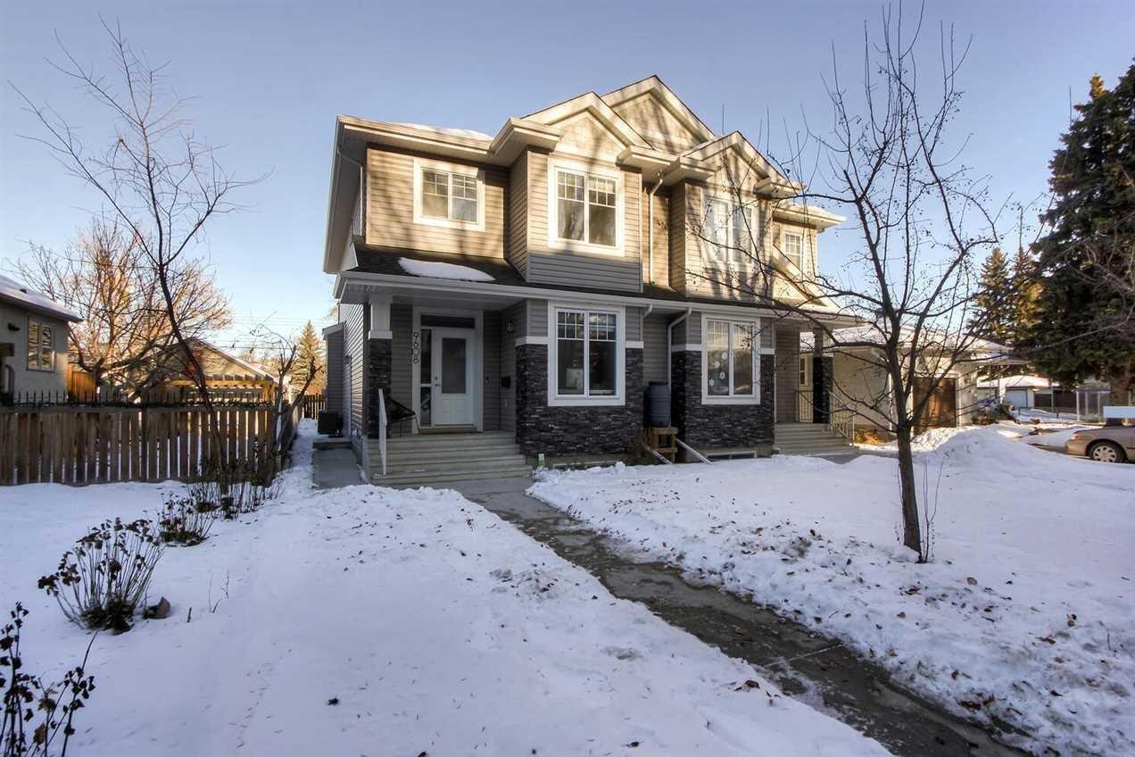 Townhouse for sale at 9608 71 Av NW Edmonton Alberta - MLS: E4225671