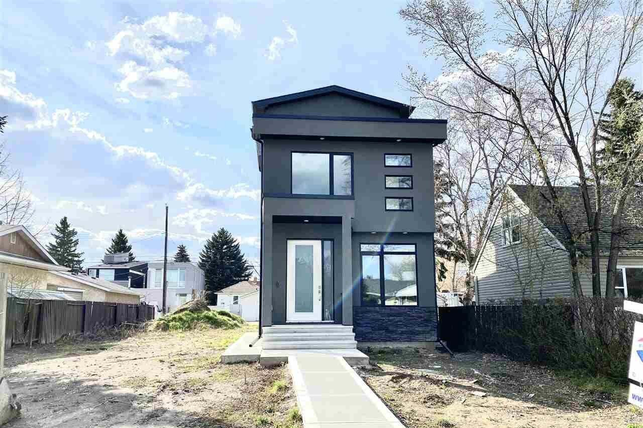 House for sale at 9608 86 St NW Edmonton Alberta - MLS: E4186380