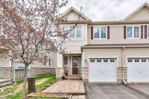 Townhouse for sale at 961 Caldermill Pt Ottawa Ontario - MLS: 1151236