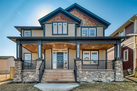 House for sale at 961 Channelside Rd Southwest Airdrie Alberta - MLS: C4236307