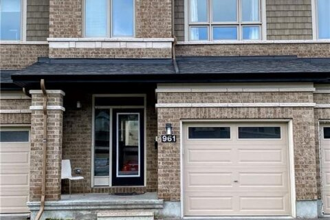 Property for rent at 961 Cobble Hill Dr Ottawa Ontario - MLS: 1219666