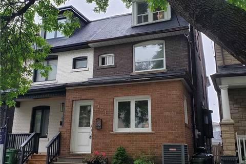 Townhouse for rent at 961 Lansdowne Ave Toronto Ontario - MLS: W4388370